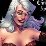 First Look at Black Kiss: XXXmas Special by Howard Chaykin (Image)