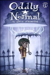 Oddly Normal #1 Cover
