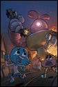 THE AMAZING WORLD OF GUMBALL #4 Cover C by Justin Oaksford