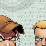 Preview: Archer & Armstrong #21 by Fred Van Lente and Pere Perez