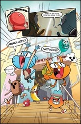 The Amazing World of Gumball #1 Preview 2