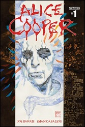 Alice Cooper #1 Cover - Mack