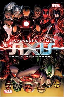 Avengers & X-Men: AXIS Promo