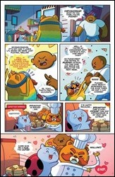 Bravest Warriors 2014 Impossibear Special #1 Preview 9