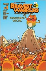 Bravest Warriors 2014 Impossibear Special #1 Cover A