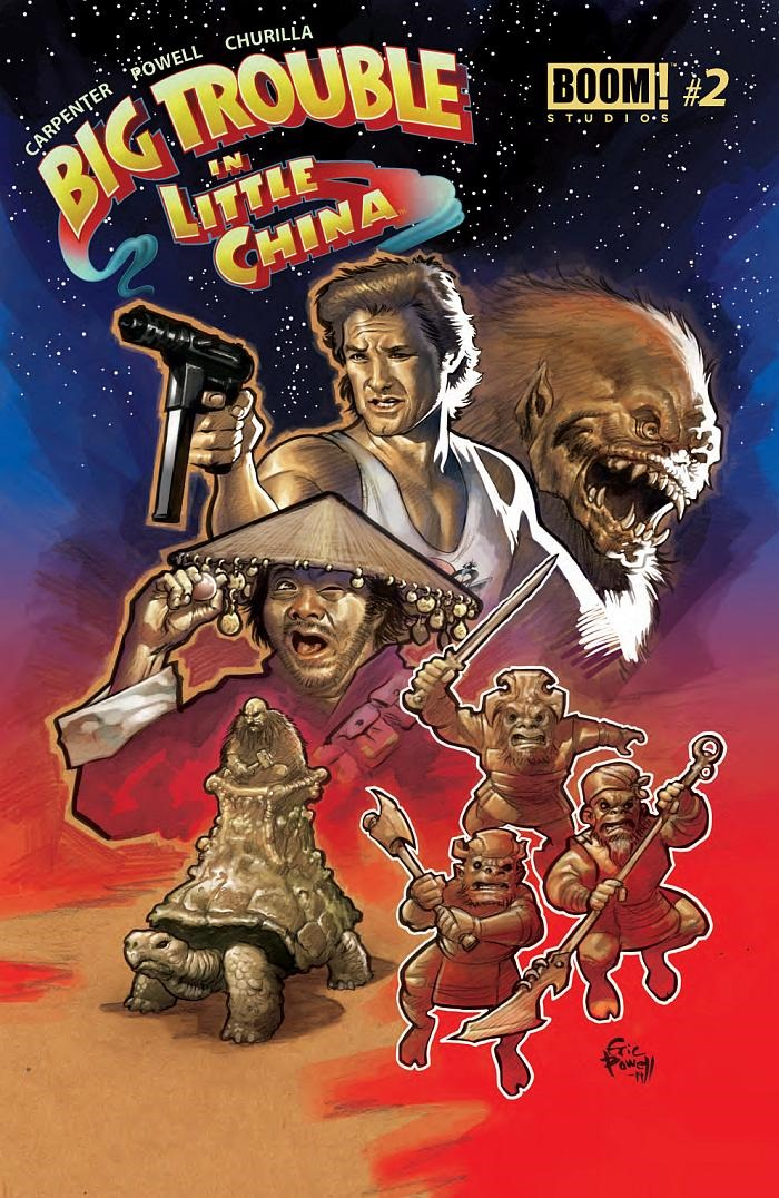 china is in big trouble Big trouble in little china showtimes john carpenter's colorful, kooky, 'everything-but-the-kitchen-sink' supernatural kung fu fantasy comedy action flick is an uproariously rampaging adventure in the grand tradition of 1930s cliffhanger serials.