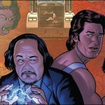Preview: Big Trouble in Little China #2 by Carpenter, Powell, & Churilla
