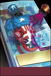 Captain America #22 Cover