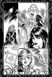Dawn/Vampirella #1 Preview 1
