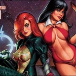 Joseph Michael Linsner Will Write AND Draw Dawn/Vampirella Series