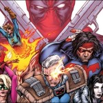 First Look: Deadpool vs. X-Force #1 by Swierczynski and Larraz