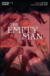 The Empty Man #1 Cover