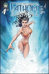 Fathom Annual #1 Cover A - Turner