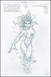 Fathom Annual #1 Cover B - Turner