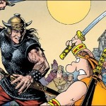 Preview: Groo vs. Conan #1 by Evanier, Aragones, & Yeates