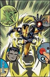 Hulk vs. Iron Man #2 Cover