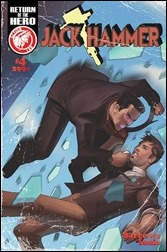 Jack Hammer #4 Cover