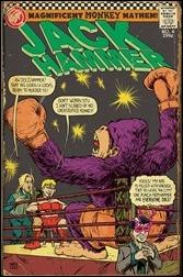 Jack Hammer #4 Cover Variant