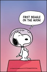 Peanuts: The Beagle Has Landed, Charlie Brown! Preview 3