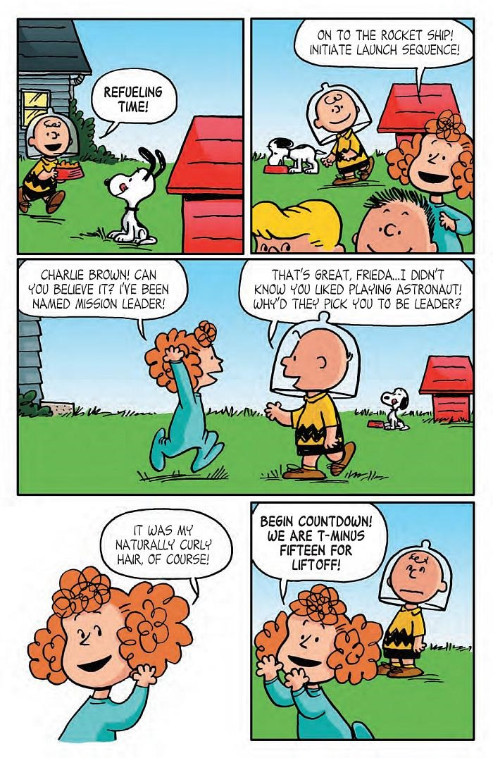 Preview 8 Peanuts The Beagle Has Landed Charlie Brown