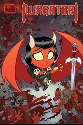 Purgatori #1 Cover - Fleecs
