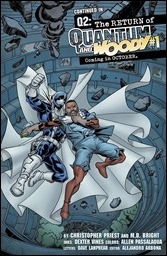 Q2: The Return of Quantum & Woody #1 Preview 4