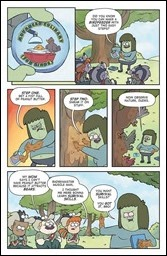 Regular Show 2014 Annual Preview 7