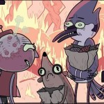Preview: Regular Show 2014 Annual (KaBOOM!)