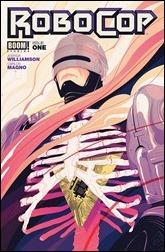 Robocop #1 Cover