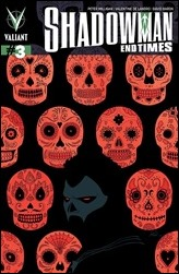 Shadowman: End Times #3 Cover - Dauterman Variant