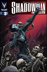 Shadowman: End Times #3 Cover