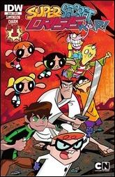 Cartoon Network: Super Secret Crisis War! #1 Cover