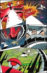 Cartoon Network: Super Secret Crisis War! #1 Preview 5