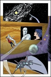Silver Surfer #4 Preview 1