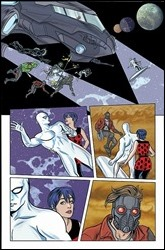 Silver Surfer #4 Preview 2