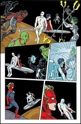 Silver Surfer #4 Preview 3