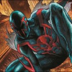 First Look at Spider-Man 2099 #1 by Peter David & Will Sliney