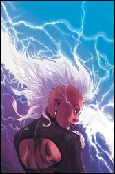 Storm #1 Cover
