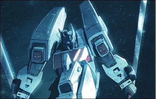 Transformers: Spotlight Drift Director's Cut