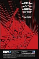 Transformers: Spotlight Drift Director's Cut Preview 1
