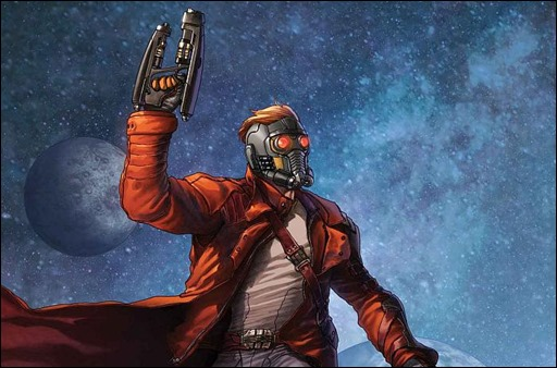 The Legendary Star-Lord #1