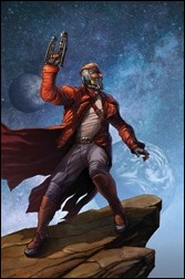 The Legendary Star-Lord #1 Cover