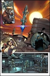 The Legendary Star-Lord #1 Preview 3