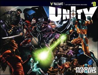 Unity #8 Cover - Chromium