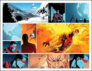 Uncanny X-Men #23 Preview 2