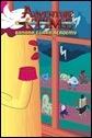 ADVENTURE TIME: BANANA GUARD ACADEMY #3 Cover A by Aimee Fleck