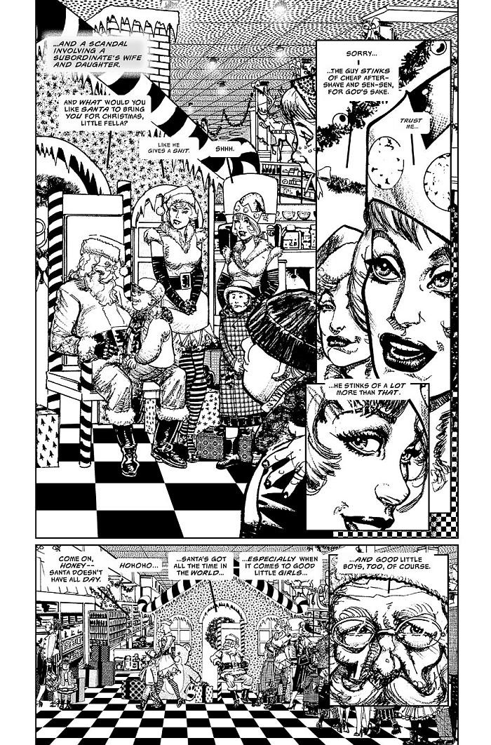 HOWARD CHAYKIN BLACK KISS PDF - Mind Sculpt