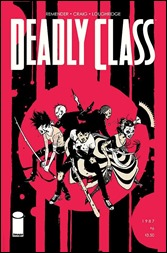 Deadly Class #6 Cover