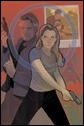 BUTTERFLY #1 Cover by Phil Noto