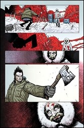 The Spread #1 Preview 1